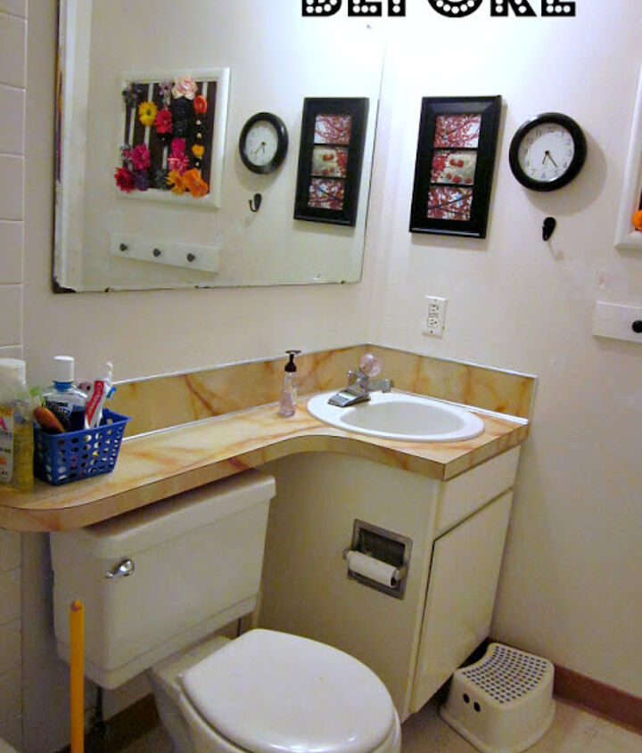 toothbrush holder, cleaning tips, storage ideas