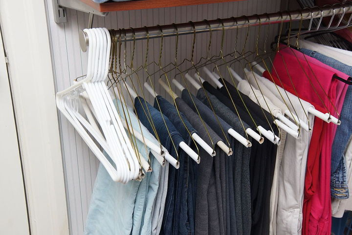 organizing the master closet 6 simple organizing tips, closet, organizing