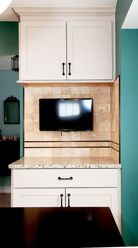 Appliance integrated design and Schluter trim
