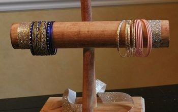 $14 Wooden Bracelet Holders