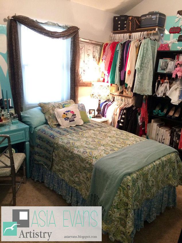 Breakfast At Tiffanys Themed Closet Room Hometalk