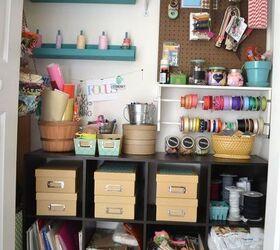 Merveilleux Craft Closet Organization Before After, Closet, Craft Rooms, Crafts,  Organizing, Repurposing