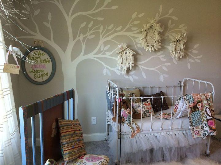 Cuckoo for Nursery Wall Art | Hometalk