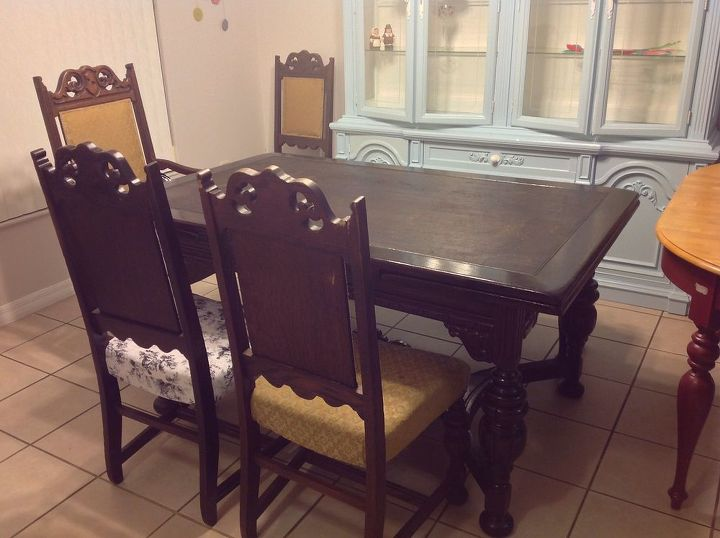 Upholstery Ideas For Dining Chairs Hometalk