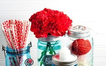 5 Mason Jar Hacks for the Non Crafty