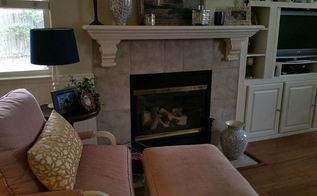 ideas for revamping fireplace, fireplaces mantels, living room ideas