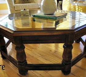 Chalk Paint Coffee Table Transformation, Chalk Paint, Painted Furniture