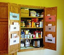 kitchen paper organizer, crafts, how to, kitchen design, organizing