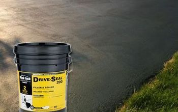 how to seal a driveway the idiot s guide, home maintenance repairs, how to