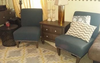 Redoing Upholstered Chairs Without New Fabric
