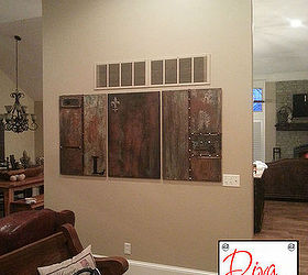 Create A Pallet Wall, Pallet, Repurposing Upcycling, Wall Decor,  Woodworking Projects