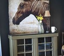 incorporate old windows in your furniture making, painted furniture, repurposing upcycling, windows, woodworking projects