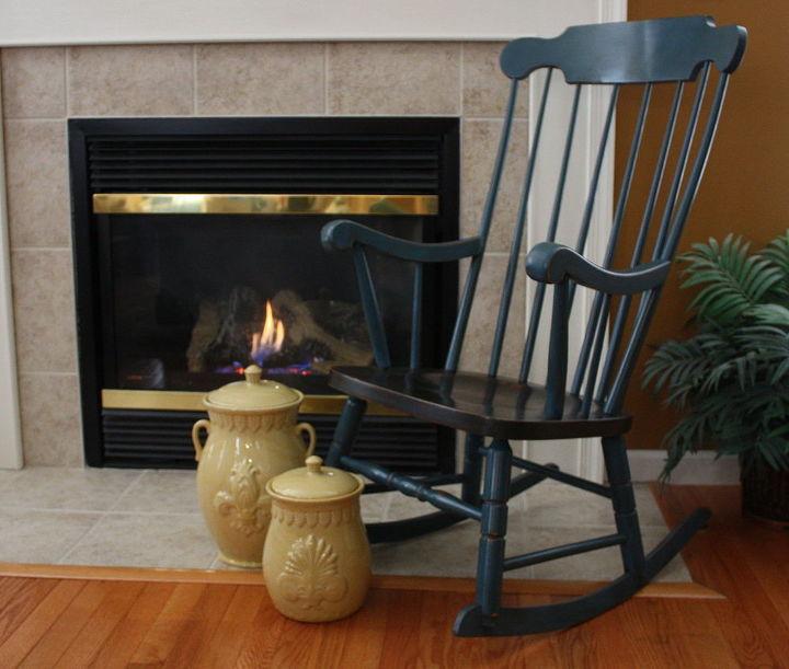 Outstanding Chalk Paint Rocking Chair Id47 Roccommunity Spiritservingveterans Wood Chair Design Ideas Spiritservingveteransorg