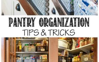 Pantry Cleaning & Organization