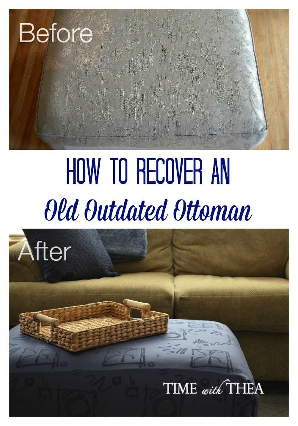 re uphostered, diy, home decor, repurposing upcycling
