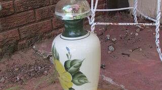 garden totems, crafts, gardening, repurposing upcycling