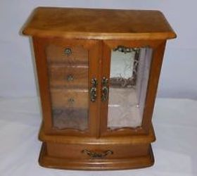 Revamping a jewelry box Hometalk