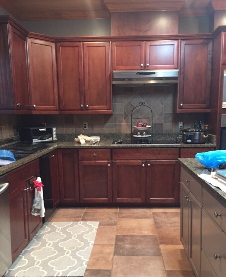 Black Kitchen Cabinets Paint Color: Dark Vs. Light Cabinets