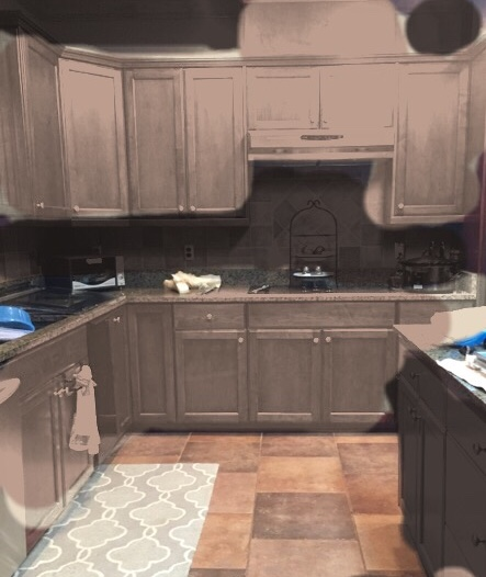 Dark VS Light Kitchen Cabinets
