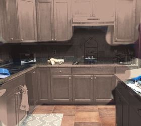 Q Dark Vs Light Kitchen Cabinets, Kitchen Cabinets, Kitchen Design, Paint  Colors,