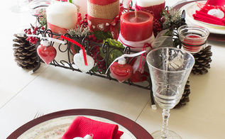 valentine s day tablescape using thrifted and natural elements, crafts, dining room ideas, repurposing upcycling, seasonal holiday decor, valentines day ideas