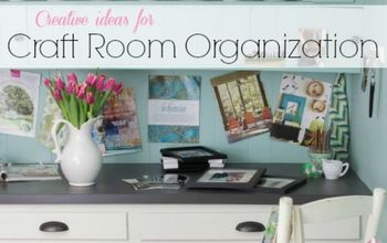 Creative Organizing Ideas for Craft Supplies