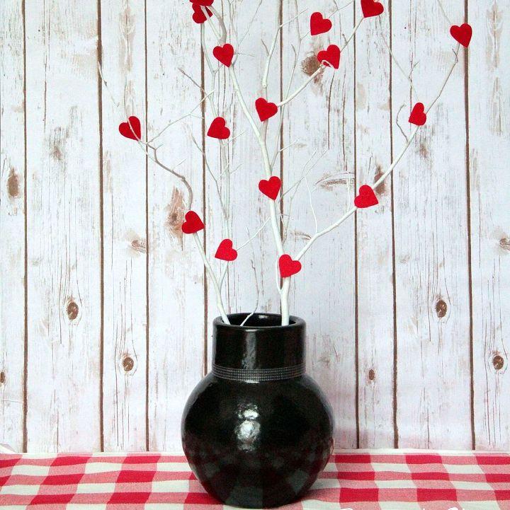 easy valentine s day decorating, crafts, seasonal holiday decor, valentines day ideas