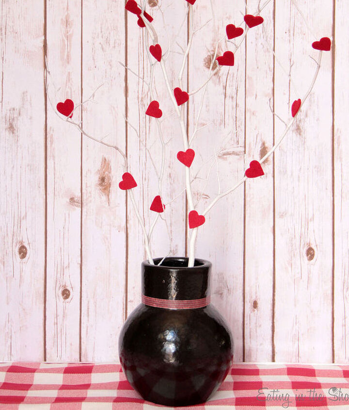 easy valentine s day decorating, crafts, seasonal holiday decor, valentines day ideas
