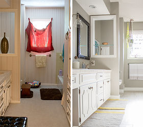 Amazing drastic before after bathroom remodel all diy bathroom ideas home improvement