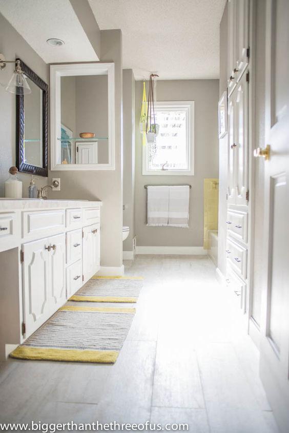 Drastic BeforeAfter Bathroom Remodel All DIY Hometalk Custom Remodel Bathroom Diy