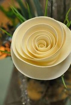 beautiful paper flowers for any occasion, crafts, how to, seasonal holiday decor, valentines day ideas