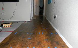 diy laminate flooring installation, diy, flooring, hardwood floors, how to
