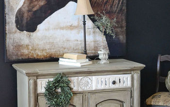 using dark wax on painted furniture my review, chalk paint, how to, painted furniture