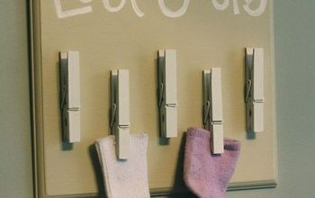 solution for lost socks in the laundry, crafts, laundry rooms