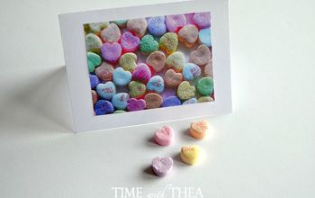 Handmade Valentine Cards Using Your Own Creative Photography!