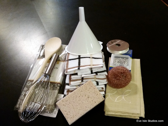 housewarming lady made from kitchen items, crafts, diy, how to, kitchen design, repurposing upcycling