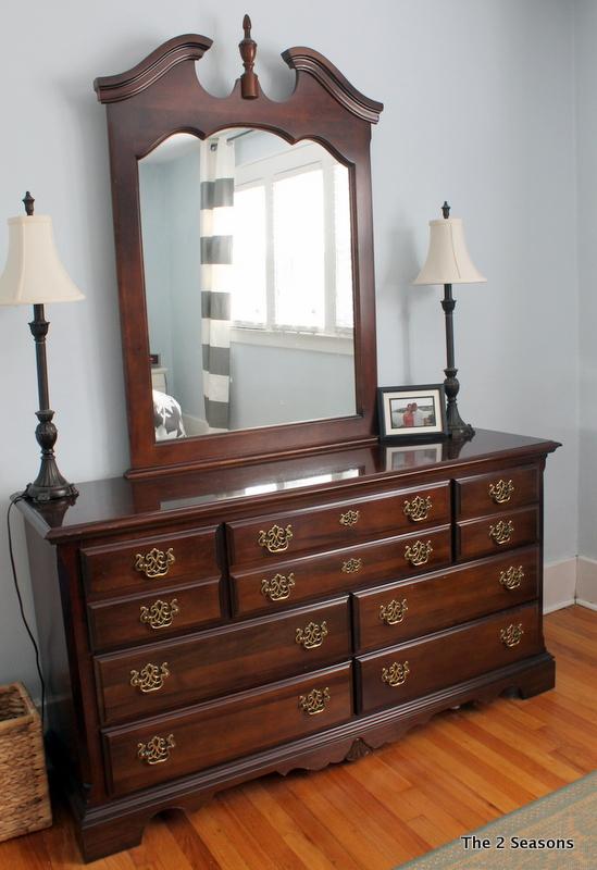 Bedroom Mirror Ideas Over Dresser