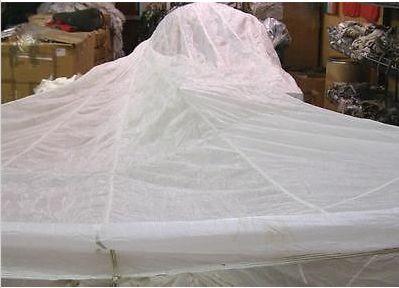 q repurposing military surplus parachutes, crafts, repurposing upcycling