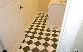 Painting Linoleum Floors
