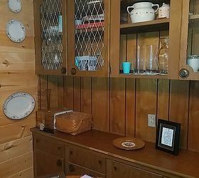 Q Ideas Refurbish Pressboard Hutch And Buffet, Kitchen Cabinets, Kitchen  Design, Painted Furniture Jahma