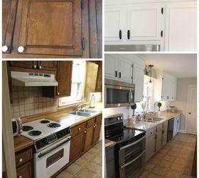 Superieur Diy Farmhouse Kitchen Makeover For 5000 Including Appliances, Kitchen  Cabinets, Kitchen Design, Painting