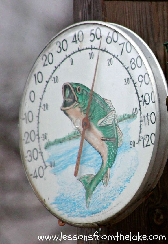ugly thermometer to beautiful clock, crafts, repurposing upcycling, wall decor