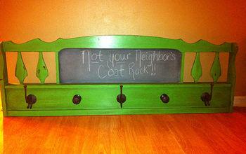Repurposing a Headboard
