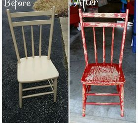 Marvelous Annie Sloan Chalk Paint Chair Makeover, Chalk Paint, Painted Furniture