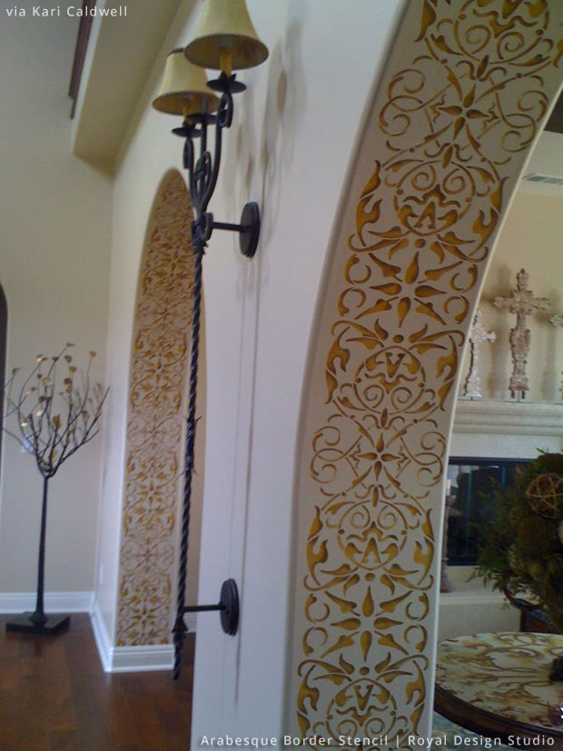 Stylish Entryway Ideas Using Wall Stencils | Hometalk on royal bathroom curtains, royal closets designs, royal greek designs, royal living room, royal wall designs, royal wedding designs, royal master bathrooms, royal purple bathroom, royal furniture designs, royal dining designs, royal painting designs, royal sofa design, royal bedroom designs, royal kitchens, royal jewelry designs, royal remodeling, royal flush designs, royal blue bathroom, royal paint designs, royal banner designs,