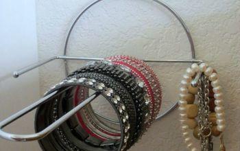Easy Bracelet Organizer