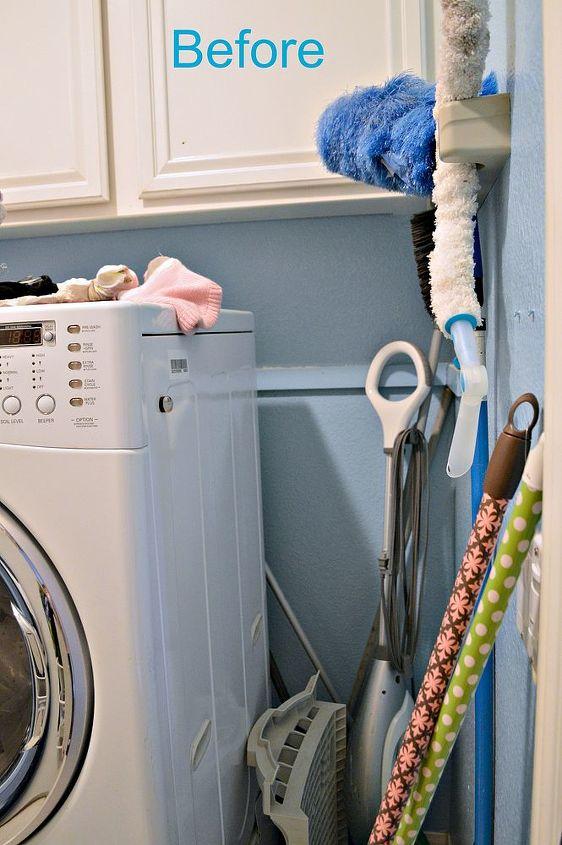 organized laundry room, laundry rooms, organizing