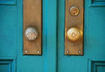 repair and replace door hardware, doors, how to