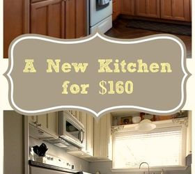 how to diy a professional finish when repainting your kitchen cabinets how to kitchen & How to DIY a Professional Finish When Repainting Your Kitchen ...