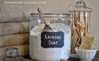 Homemade Laundry Detergent The Easy Way I Love The Smell
